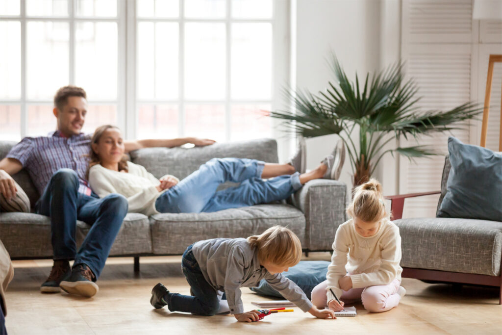 Working With Parents to prevent family breakdown